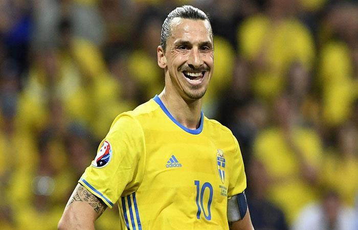 Zlatan Ibrahimovic no asistirá al Mundial de Rusia — Oficial