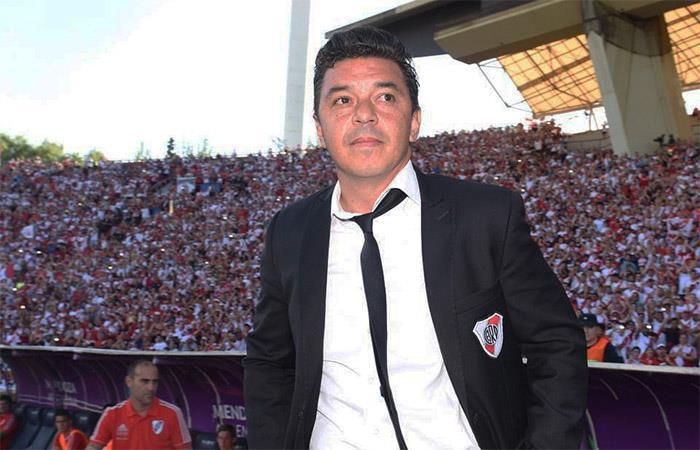 Marcelo Gallardo y sus doscientos partidos al mando de River