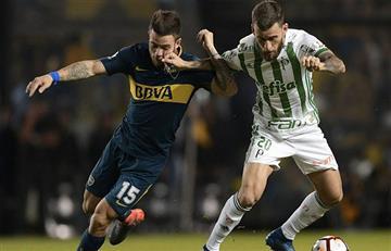 Palmeiras dio el batacazo y enmudeció la Bombonera