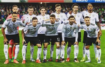 Rusia 2018: Alemania y una enorme baja de cara al Mundial