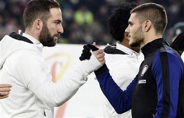 Juventus derrotó 3-2 al Inter de Milán en partidazo por la Serie A