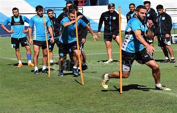 Racing vuelve a la rotación para enfrentar a Arsenal de Sarandí