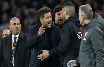 Diego Simeone: el mea culpa del 'Cholo'