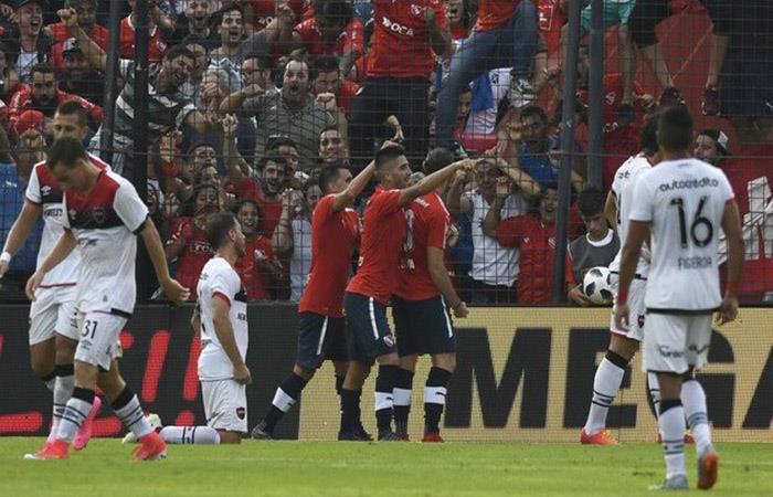 Independiente derrotó 1-0 a Newell's (Foto: Twitter)