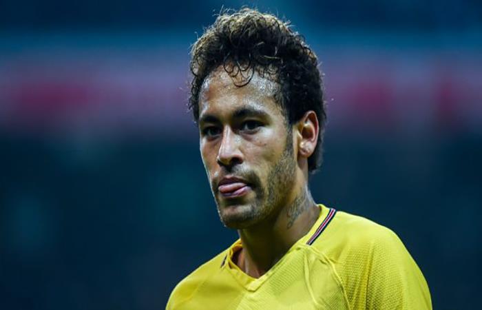 Neymar podría perderse el Mundial. (AFP)