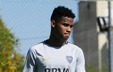 Boca: Wilmar Barrios está listo para enfrentar a Junior en Barranquilla