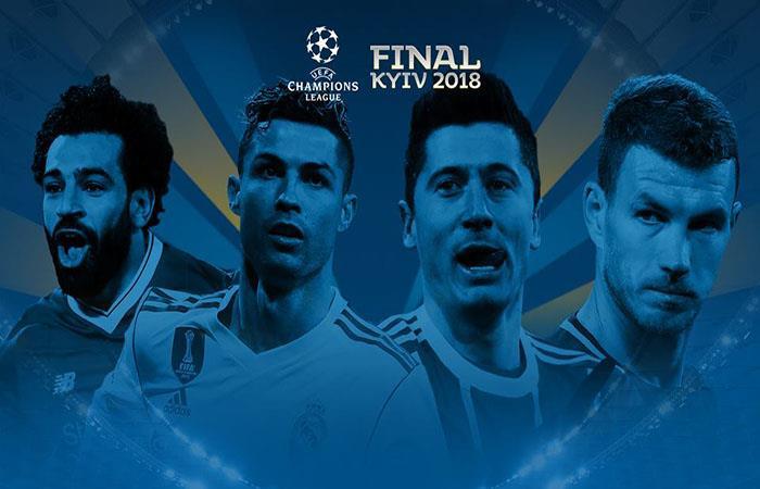 Uno de los cuatro levantará el máximo trofeo a nivel de clubes en Europa. Foto: Facebook