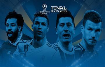 Champions League: programación de los partidos de vuelta del torneo