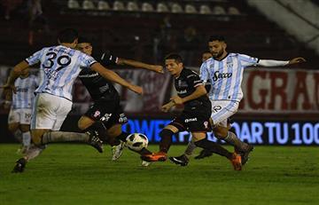 Huracán ganó y se mete al podio en la Superliga
