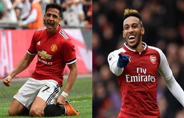 Manchester United derrotó 2-1 al Arsenal EN VIVO ONLINE por la Premier League