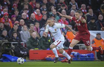Roma gana el encuentro 4-2 al Liverpool EN VIVO ONLINE por las semifinales de la Champions League