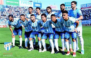 Atlético Tucumán ya gana 1-0 a Peñarol EN VIVO ONLINE por la Copa Libertadores