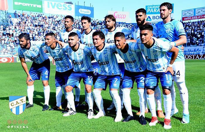 En vivo: Atlético Tucumán vs Peñarol, Copa Libertadores