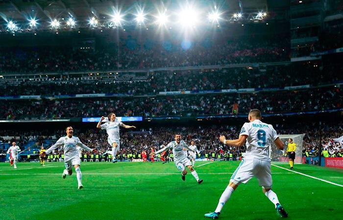 Real Madrid logra clasificar por tercer año consecutiva a la final de Champions League. Foto: Facebook