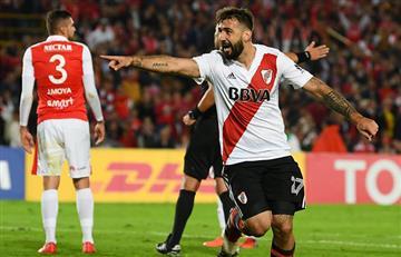 River pisó fuerte en Colombia y ya está en octavos de final de la Copa Libertadores