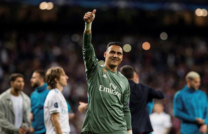 Keylor Navas es pilar fundamental para el Real Madrid. (EFE)