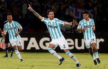 Racing sella su pase a los octavos de final de la Copa Libertadores