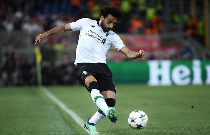 El Liverpool gana en la primera mitad. (AFP)