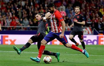 Atlético de Madrid vs Arsenal: Mirá el gol por el que ganan los de Diego Simeone