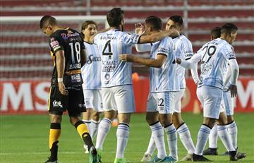 Atlético Tucumán cerca de los octavos de la Copa Libertadores