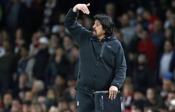 Europa League: ¿cómo le fue a Germán Burgos reemplazando a Diego Simeone?