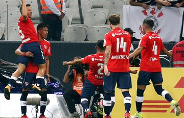 Independiente sigue en pelea por los octavos de la Copa Libertadores