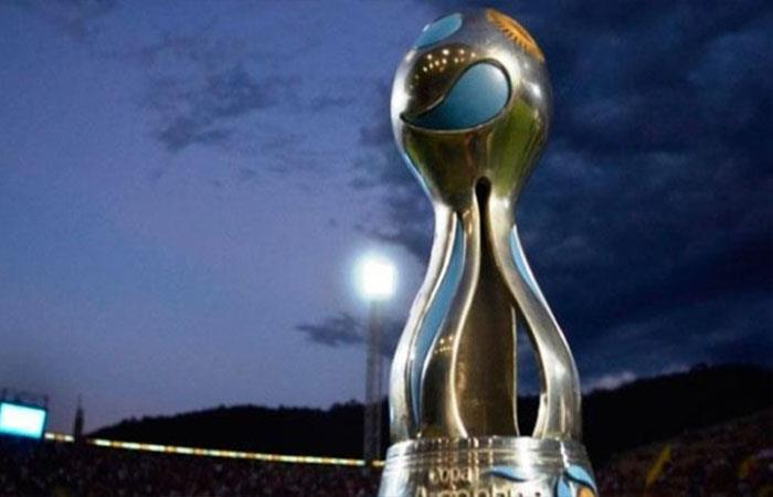 Copa Argentina. Foto: Twitter
