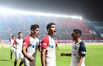 Un San Lorenzo efectivo se copa al ganarle a Belgrano