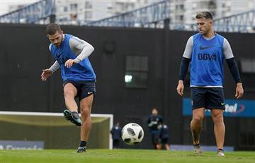 Fernando Gago reaparece con Boca