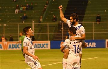 Vélez ganó en su visita a San Juan ante San Martin