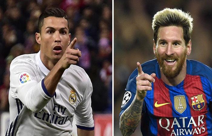 Real Madrid y Barcelona reeditan clásico del fútbol español. (AFP)