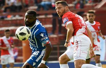 Godoy Cruz ganó e iguala a Boca Juniors en el liderato de la Superliga