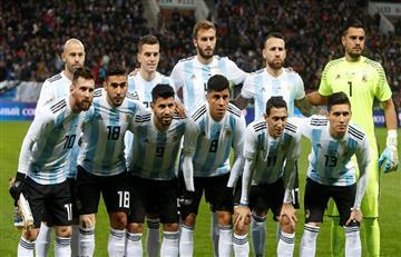 Selección Argentina: la 'Albiceleste' en el top 10 de los candidatos al Mundial