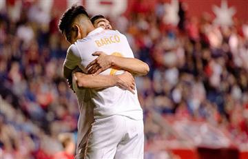 Ezequiel Barco anotó su primer gol con el Atlanta United