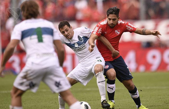 Independiente se dejó empatar sobre el finan ante Gimnasia (LP)