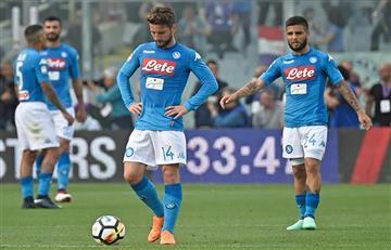 Juventus es casi campeón de la Serie A tras el empate del Napoli