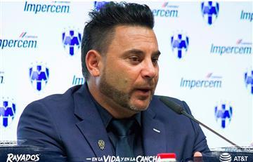 Antonio Mohamed dejó de ser técnico de Monterrey de México