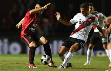 River intentó pero se quedó con un empate que no sirve frente a Colón