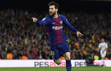 Lionel Messi podría contar con nuevo compañero en el ataque del Barcelona