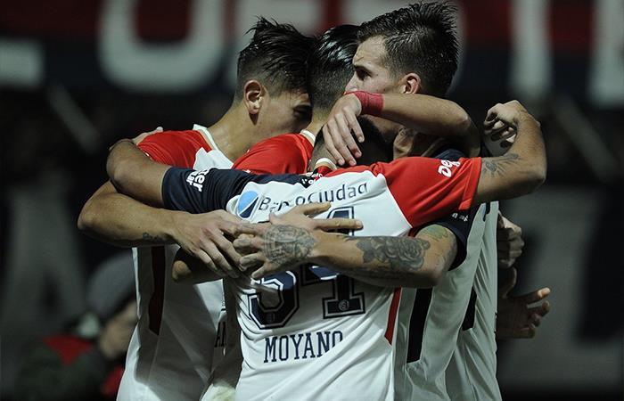 San Lorenzo vs Atlético Mineiro (Foto: Twitter)