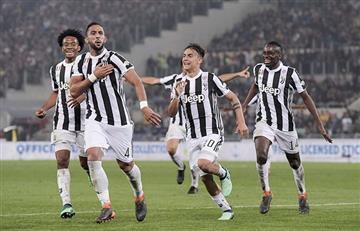 Juventus aplastó al Milan y se coronó campeón de la Coppa Italia por cuarta vez consecutiva