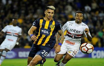 Sao Paulo ya gana 1-0 ante Rosario Central EN VIVO ONLINE por la Copa Sudamericana