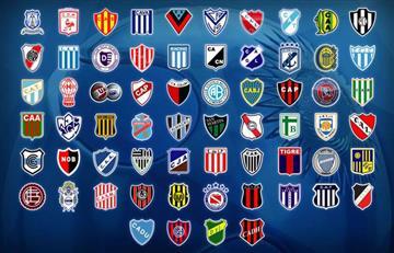 Copa Argentina: fixture completo de la fase final de la competición