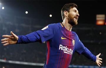 Lionel Messi vuelve a romper sus propias estadísticas con el Barcelona