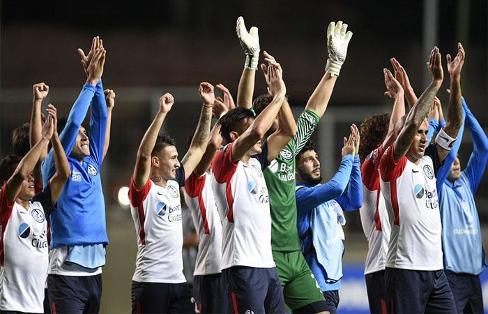San Lorenzo logró conseguir su pase a la siguiente fase de la Copa Sudamericana