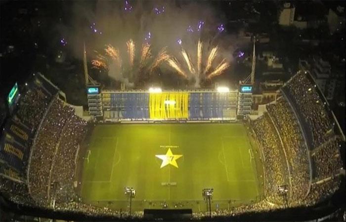 Boca Juniors: la Bombonera explotó de hinchas que celebran el bicampeonato