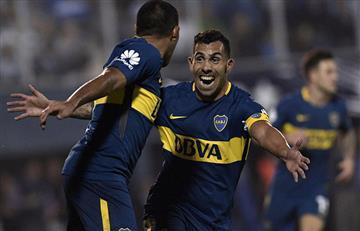 Carlos Tévez el más campeón con Boca Juniors
