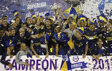 Conocé todos los datos de Boca Juniors, el nuevo campeón de la Superliga