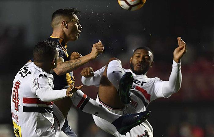 Rosario Central cayó ante Sao Paulo y quedó fuera de la Copa Sudamericana