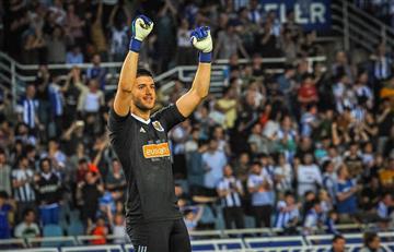 """Gerónimo Rulli: """"Boca es el más grande de la Argentina"""""""